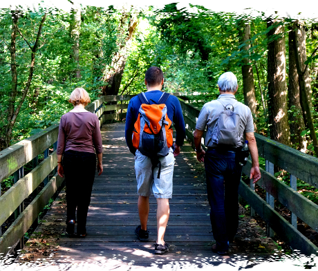 Fasting-Detox-Hiking