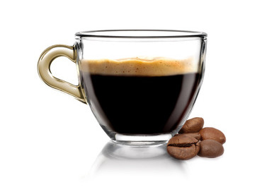 Intermittent Fasting-Drinking Coffee